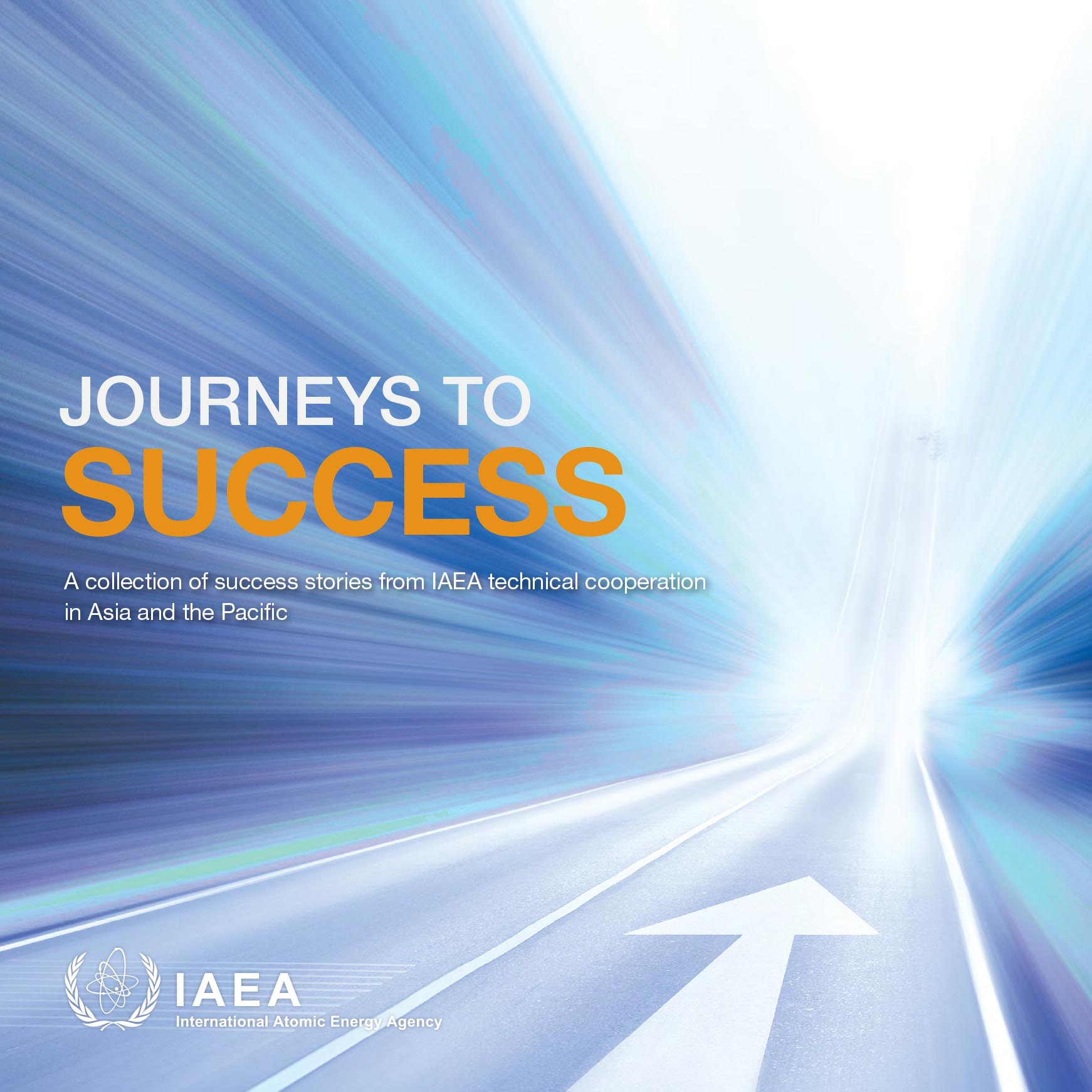 © IAEA 2020: Journey to Success cover image.